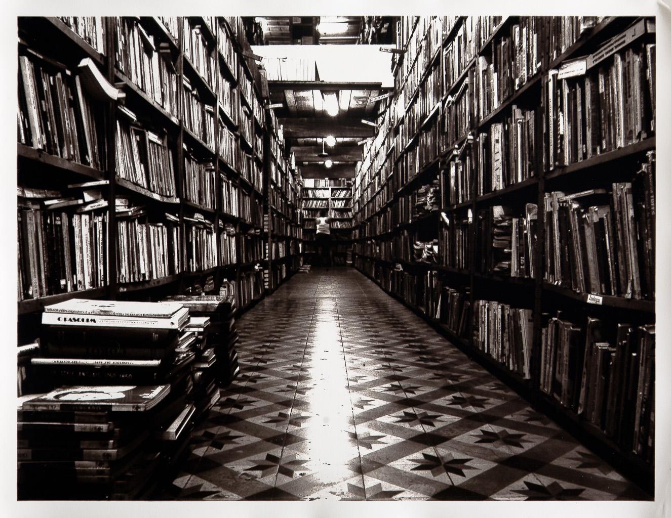 Antiquarian Bookshop (with Marcelo Neder Cerqueira)